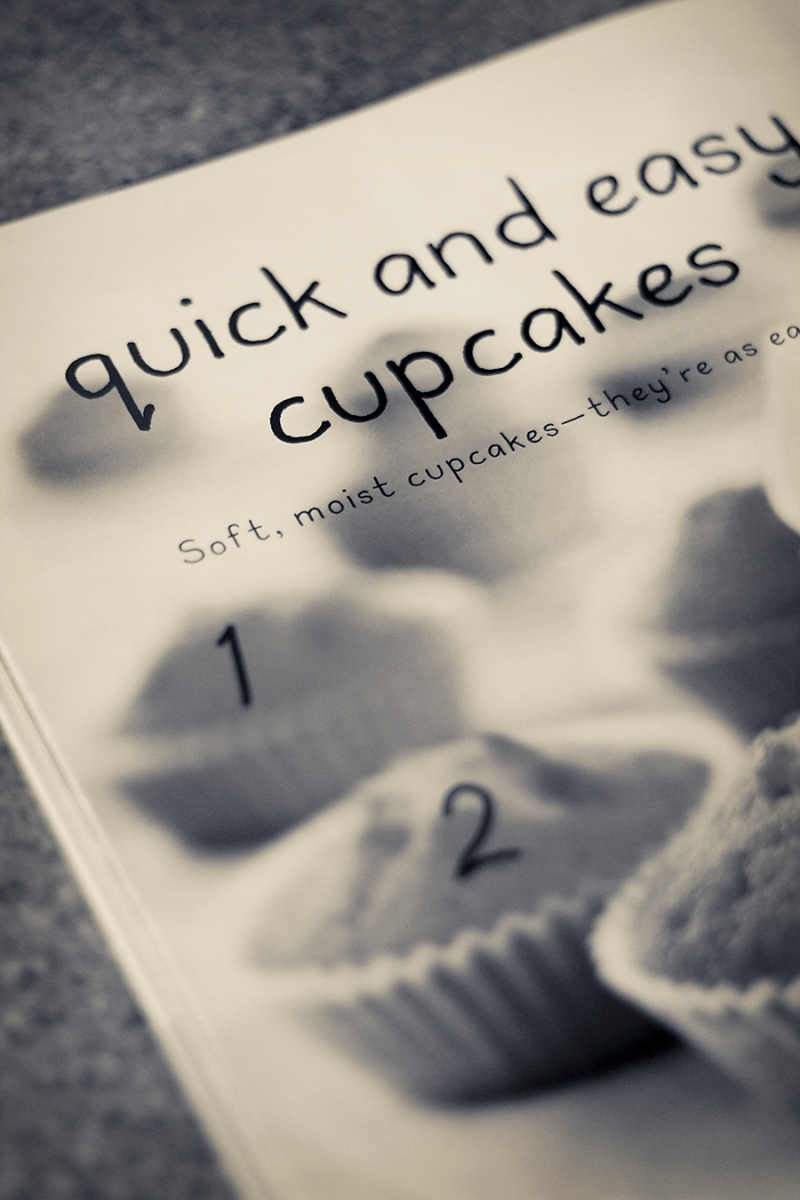 quick and easy cupcakes
