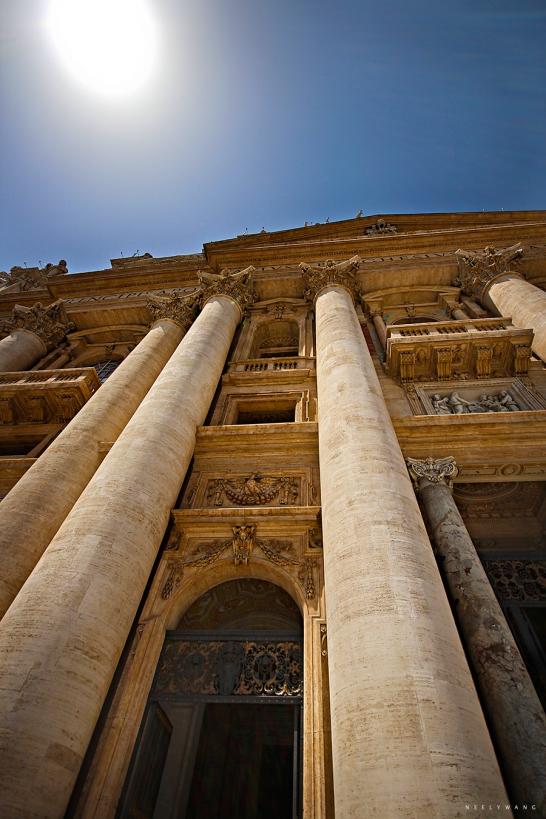 St. Peter's Basilica, Vatican City, Italy