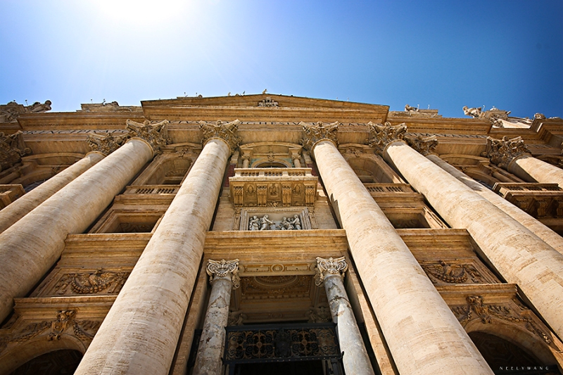 St. Peter's Basilica, Vatican, Italy