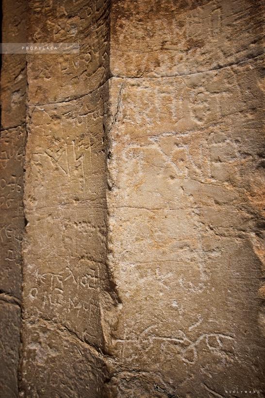 propylaea at acropolis