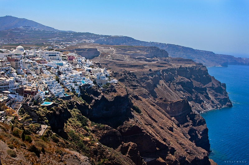 City of Santorini