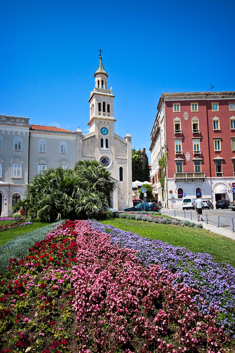 Church in Split, Croatia