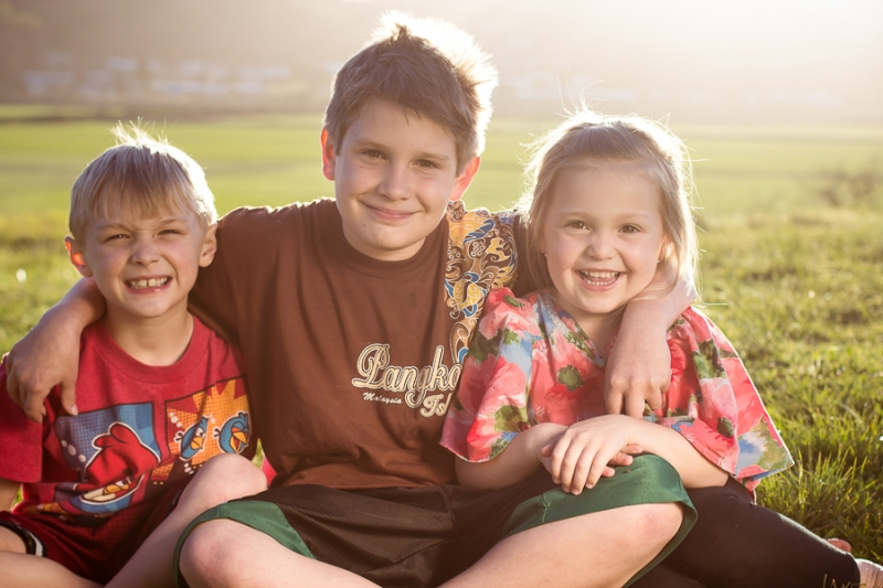 Marin County Family Photographer Photo