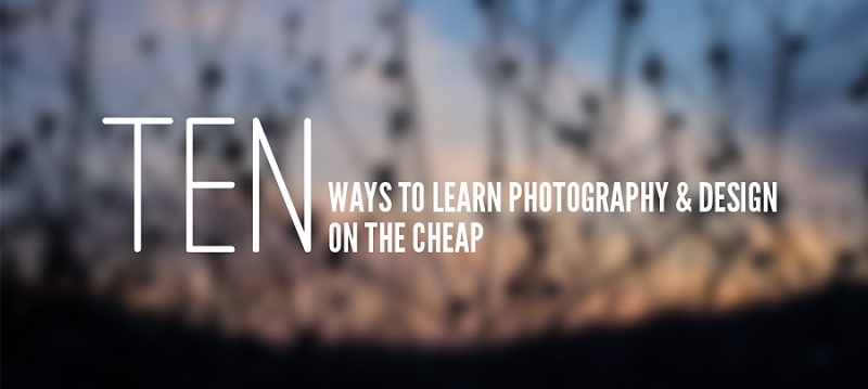 Learn Photography & Design Tips & Tricks