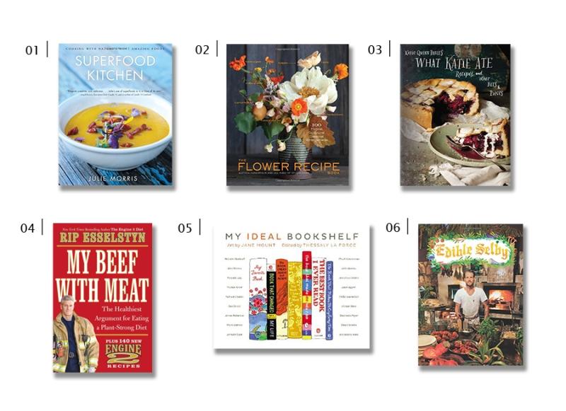 spring books 2013