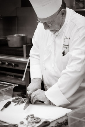 Chef Jacques Kirk