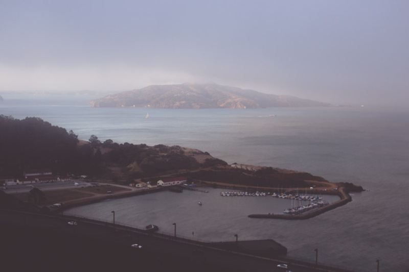 Angel Island | Neely Wang