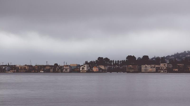 Boat Houses | Neely Wang