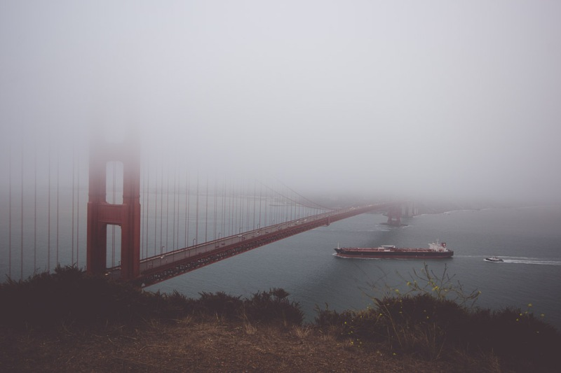 Golden Gate Bridge | Neely Wang