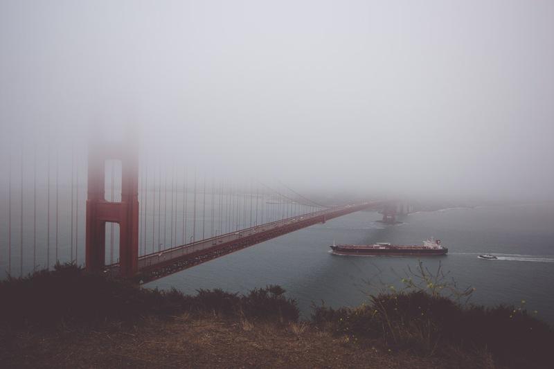 Golden Gate Bridge | Neely Wang