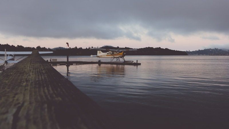 Sea Planes | Neely Wang