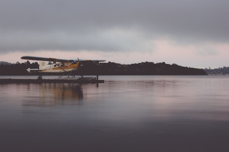 Seaplane | Neely Wang