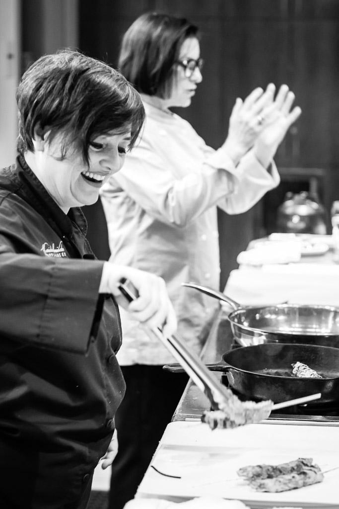 Chef Rochelle Boucher