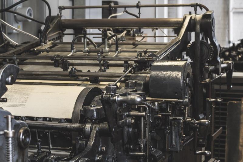 Arion Press Machinery