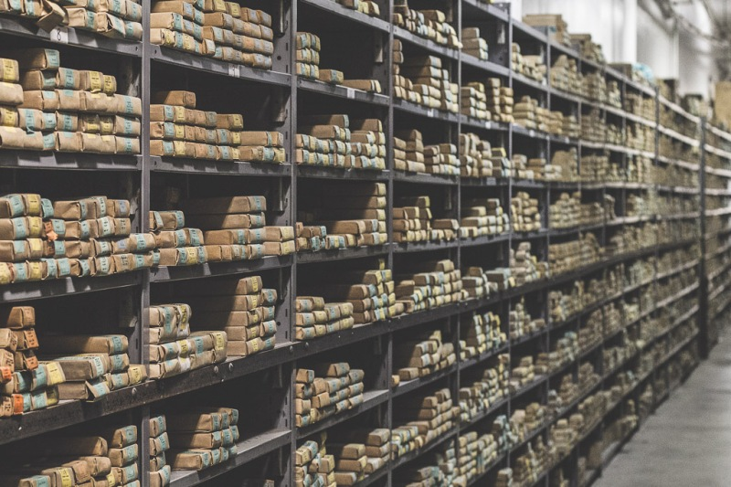 Letterpress Letters Room