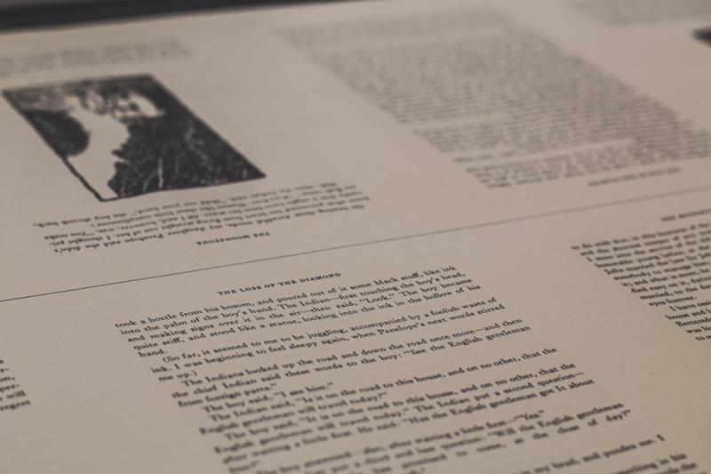 Letterpress Page