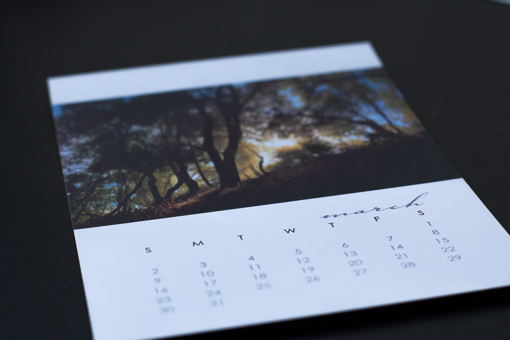 Neely Wang Photography Calendar « Neely Wang | Photography + Design