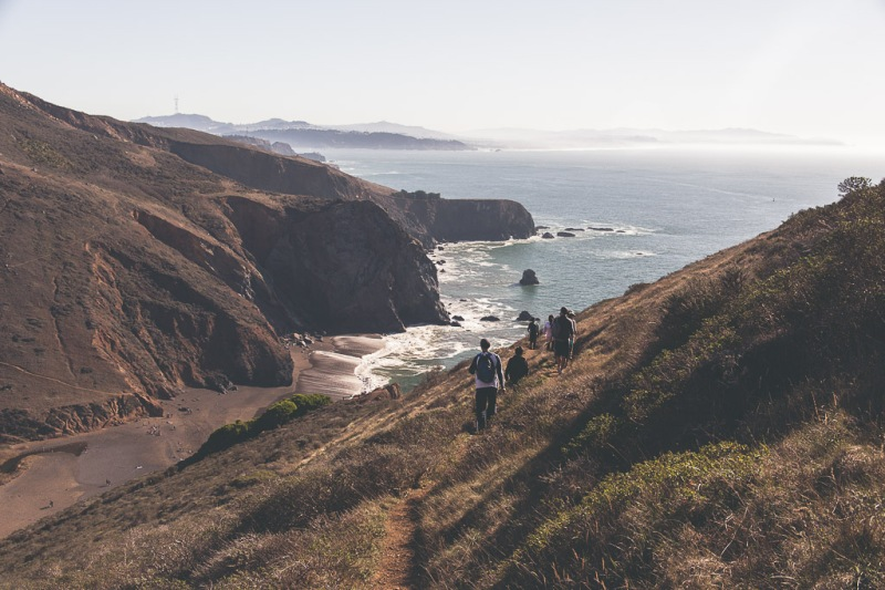 Tennessee Valley Beach Trail | Neely Wang Photography