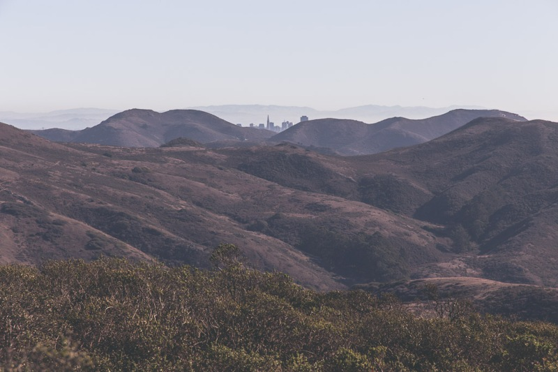 Marin Headlands Hiking | Neely Wang Photography