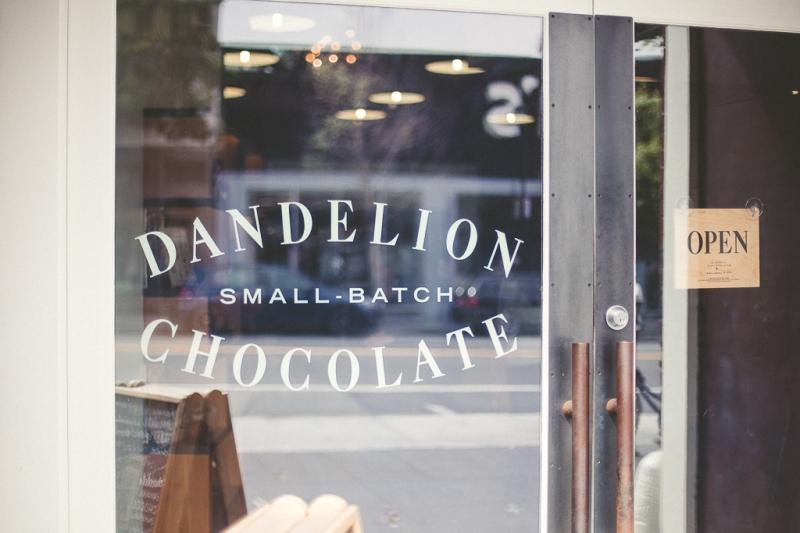 Dandelion Chocolate | Neely Wang Food Photography