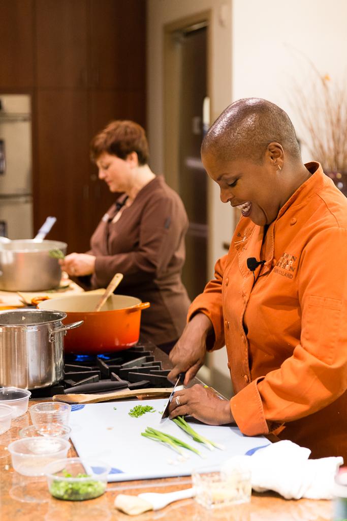 Chef Tanya Holland Dirty Rice