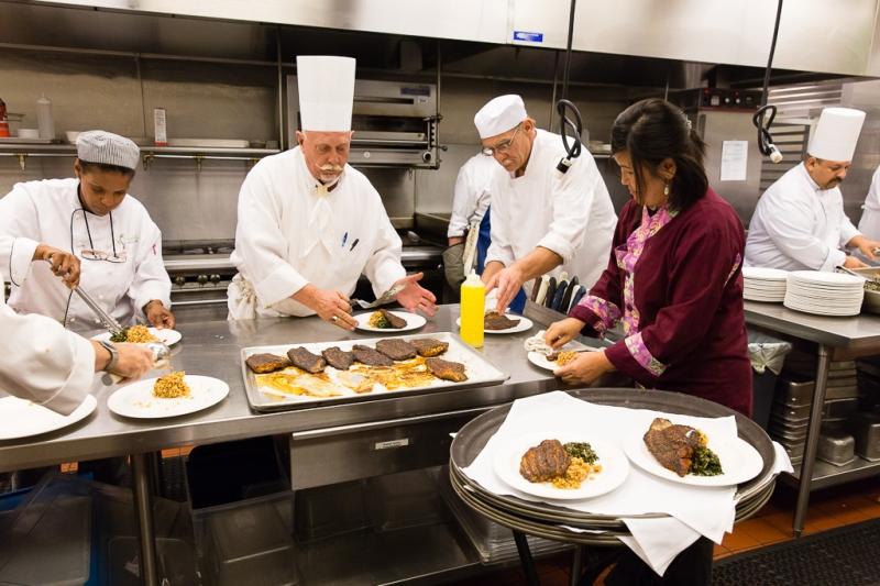 Chef Tanya Holland Homeward Bound