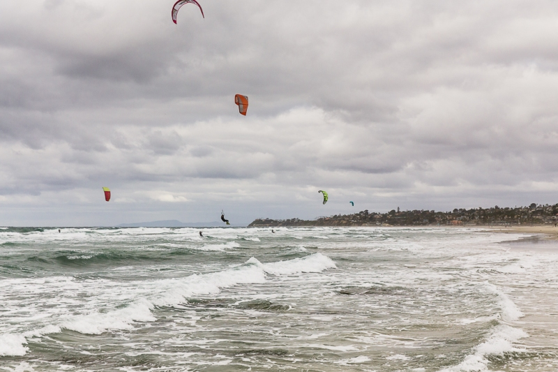 Kite Surfing San Diego