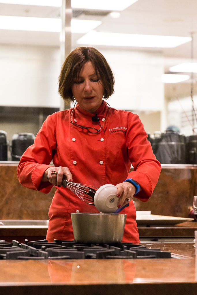 Chef Cheryl Forberg | Neely Wang Photography